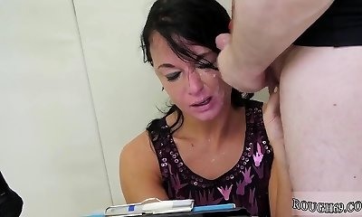 Mom shows off to pal and woman gobbling milf pussy first time