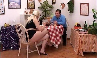Exotic pornstar in mind-blowing facial cumshot, mature adult video