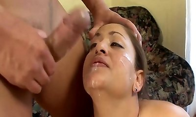 chubby moms first-ever deep anal sex