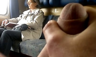 Instruct Dick showcase to Mature - with Cum