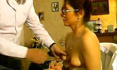 Hot mom boinked by her senior neighbor - Telsev