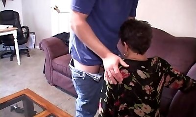 Poor Little Granny Anal Abuse