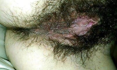 Hairy Cunt & Rump