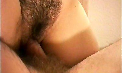 Mature Unshaved Creampie  #7