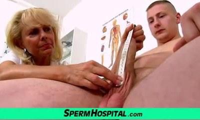 CFNM porn with scorching lady Koko