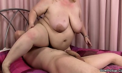 Picked up BBW inhales in 69 and then rides