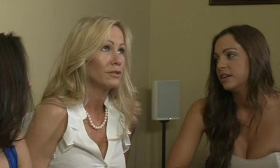 Exotic Lesbian video with Oldie,Mature episodes