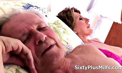 Mature Woman Loves Massive and Big Spears