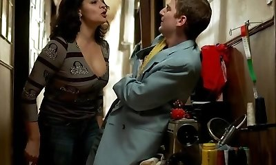 Hottest INTERESTING MOMENTS-FUCKING OLD STARS MILF Wife