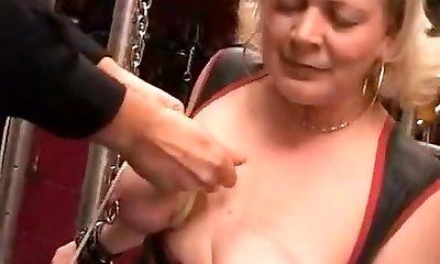 Amazing amateur Towheaded, Fetish porn clip