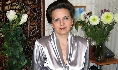 Russian mature and sexy!