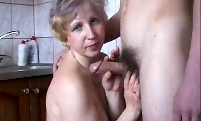mature russian