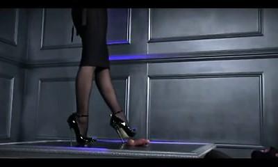 Mummy Secretary CBT Heels. watch pt2 at goddessheelsonline