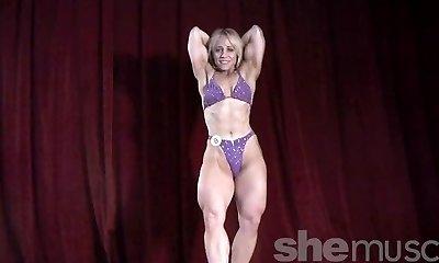 Genie - Sexy auf der Bühne