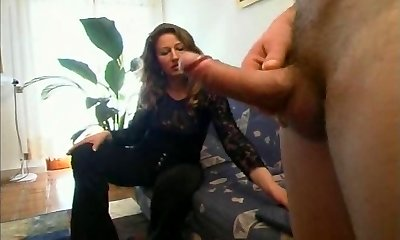 mature italian mom smashed