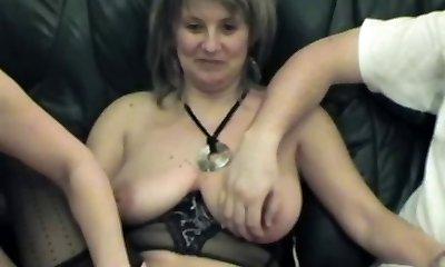 Older French Swinger Wife 5