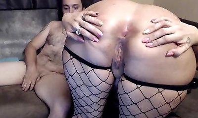huge butt mature tart felony takes anal