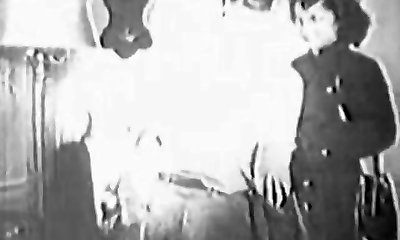 Orgasm Treat the Body (1940s Vintage)