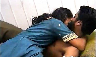Indian Porn Mature Couple Tantalizing Fucking