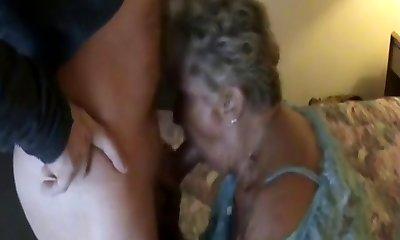 Granny Gang-Sex