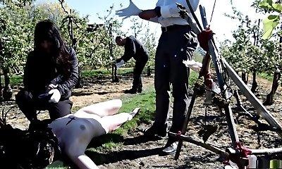 Ultra-kinky pornstars Samantha Bentley and Daisy Rock in incredible mature, hd fuck-a-thon flick