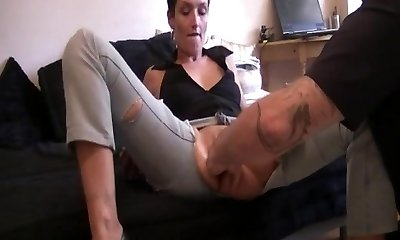Amateur wife monster pussy fisting ejaculations