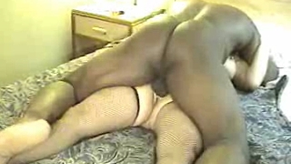 Tear It Up Deep BBC Interracial Internal Ejaculation
