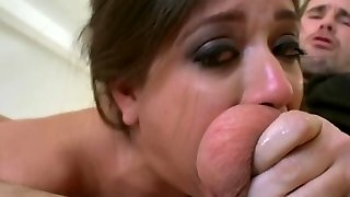 Gorgeous Jynx Labyrinth perfect anal session
