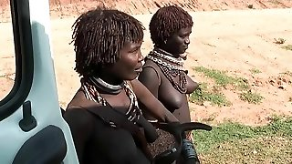 africa girl show tits