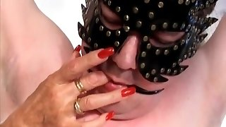 Horny pornstar Mistress Alexandra in exotic mature, blonde porn video