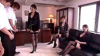 فوق العاده, چینی خانم لیلا Aisaki های قدیمی, باند تبهکار Risa Murakami در مجنون Undergarments, طلسم, ژاپنی ادلت ویدئو x