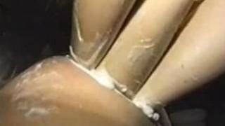 foot fist double:triple anal fist.