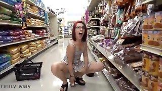 Horny Going Knuckle Deep, Toys xxx video