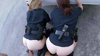 Policias estadounidenses