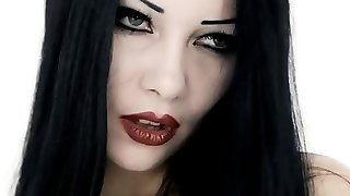 Sexy Gothic girls - Strenuous Metal music flick