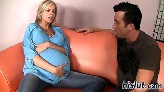 Darcy and Ashlynn share a good-sized prick