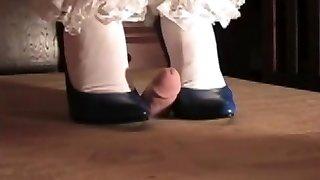 ultra-kinky prvé-časovač vysoké podpätky, neskúsených dospelých klip