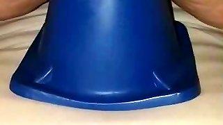 Big Blue Fucktoy Insert