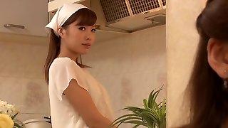 Haruna Saeki, Futott Asami a Leszbikus Ház Szobalány 2. rész