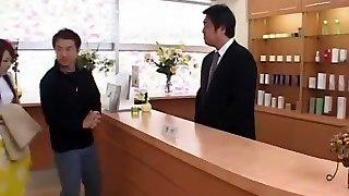 läckraste asiatiska tramp azusa ito i exotiska massage, duo-jav-film