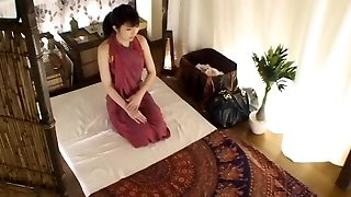 Traditional Asian Massage Parlour Voyeur 20