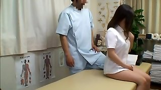 Japanese OL fake massage 1