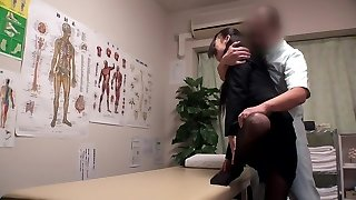 Amateur in 12 OL in Massage Parlor part 4
