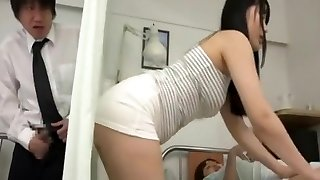 Asian fuck in hospital