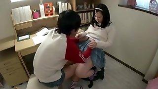 Tiny Asian Girl JK