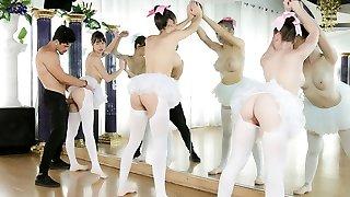 najlepších priateľov - faux pedagóg boinks vydaj balerínky