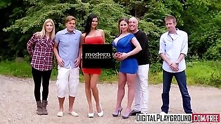 gonzo porno video - moderné rodiny