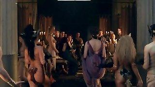 spartacus: fuckfest scény 01