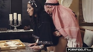 pornfidelity nadia ali raunchy moslemi karistus kurat-fest