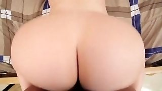 Hot plumper pov